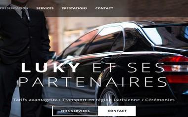 Création du site : 2LTransportparis.fr