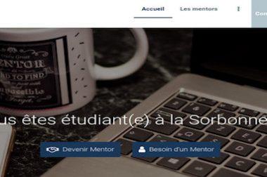 Création du site : Chooseyourmentor.fr