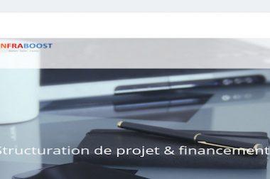Création du site : Infraboost.fr