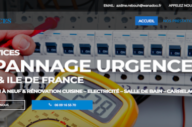 Création du site : Bati-vpservices.fr