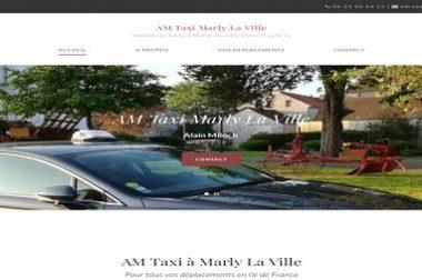 Création du site : Amtaxi-marlylaville.fr