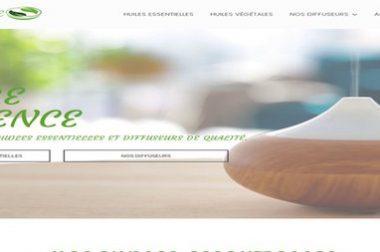 Création du site : Diffuseurpureessence.fr